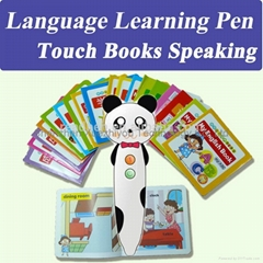 Preschool Education toys Learning machine English Reading Pen for Children