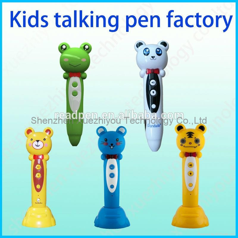 Hot New Toys Baby's Teacher Electronic Talking Pen for kids 5
