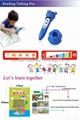 Kids Talking Pen translator with Sound books China Reading pen Factory 4