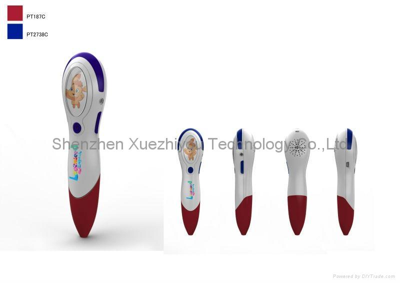 Customized Education Toys Kids Reader Pen OEM/ODM Manufacturer 3