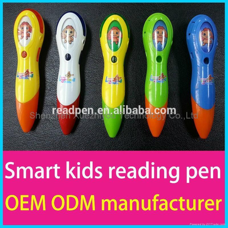 Customized Education Toys Kids Reader Pen OEM/ODM Manufacturer 4