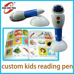 Educational Toys Point reading pen for Children