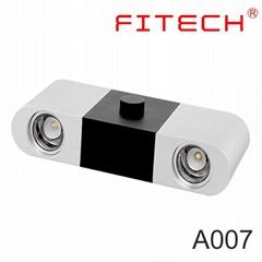 4wats led up down light adjustable beam angle for wall light