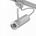 15w focusable modern led track spot