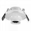 3w eyeball led downlight adjustable beam angle focus for museum showcase 2