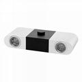 4wats led up down light adjustable beam angle wall light for corridor