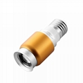 1 watt E27 led light bulb with focus function for coffee shop lighting