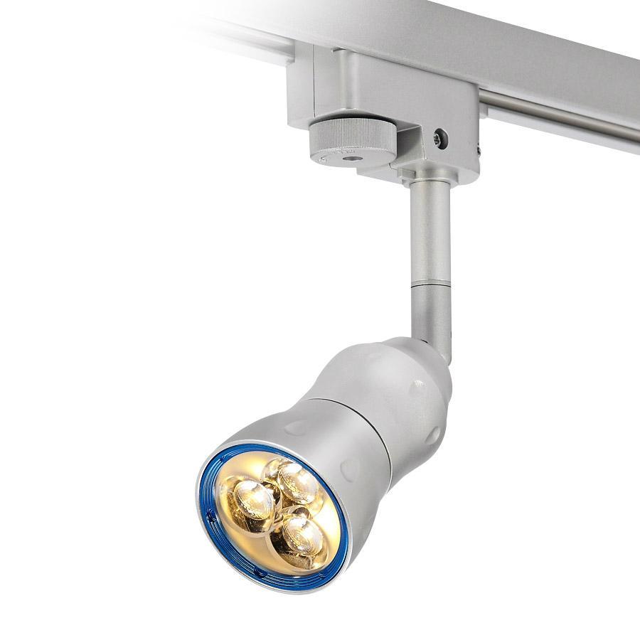 6watt zoomable led track spot light for art gallery lighting system