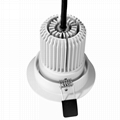 7W led led recessed light for cabinet showcase 4