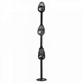 3w triple dimmable led stalk light for earring display lighting