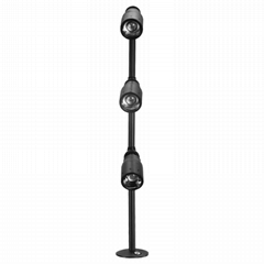 3w triple dimmable led stalk light for earring display lighting