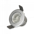 3018 3w super narrow beam angle led downlights for led lighting museum exhibits