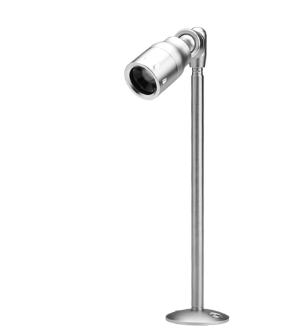 9060 1w led stalk lights zoomable for jewelry display cases lighting