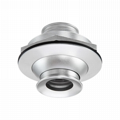 1w small led recessed ceiling lights for cabinet showcase