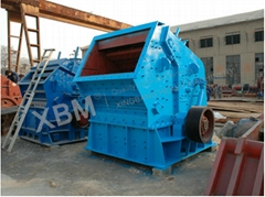 XBM Impact Crusher for Stone Crushing Line