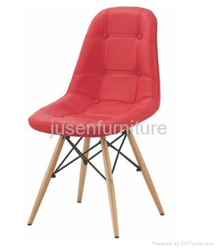 2014 hot sale modern simple design dining chair 1