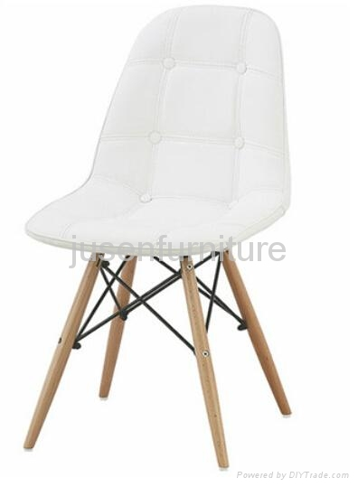 2014 hot sale modern simple design dining chair 4