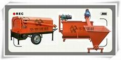 HT- 90A foam concrete equipment