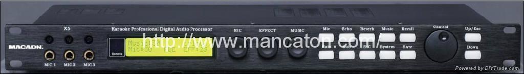 Audio Effects Processor 1