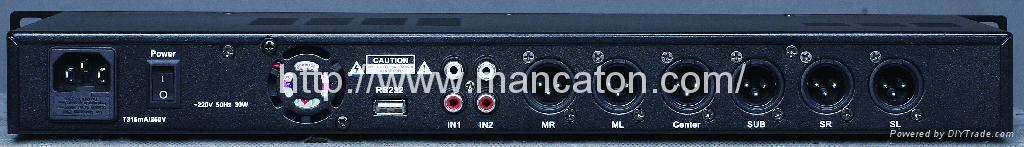 Audio Effects Processor 2
