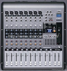 8/10/12/16 channel audio mixer