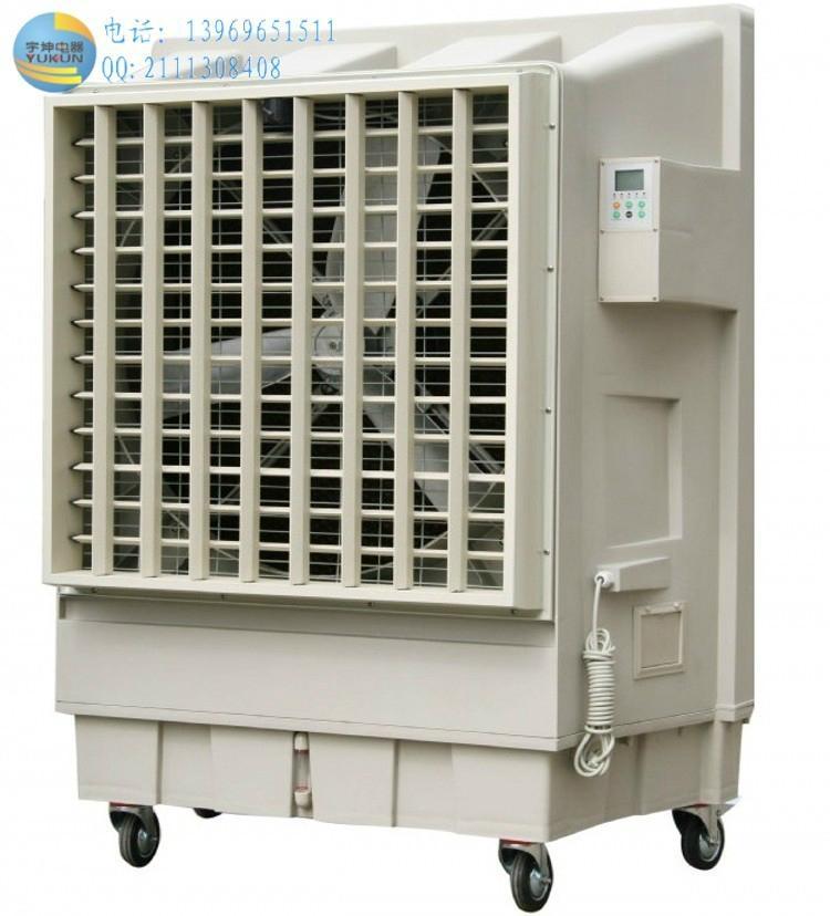 青島廠房降溫水冷空調 3