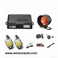 two-way car  alarm with engine sttar