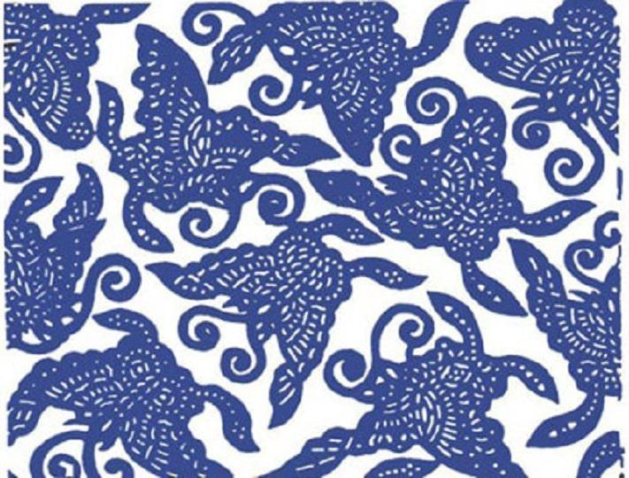printed linen fabric 1