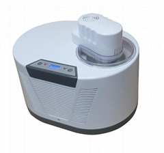 Home Use Ice Cream Maker Self Cooling