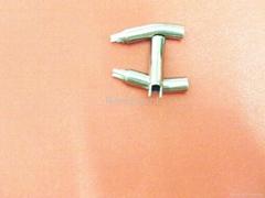 Powder metallurgy of  precision parts