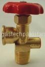 LPG Safety valve with wheel