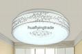 Irigaray bedroom lights highlight the