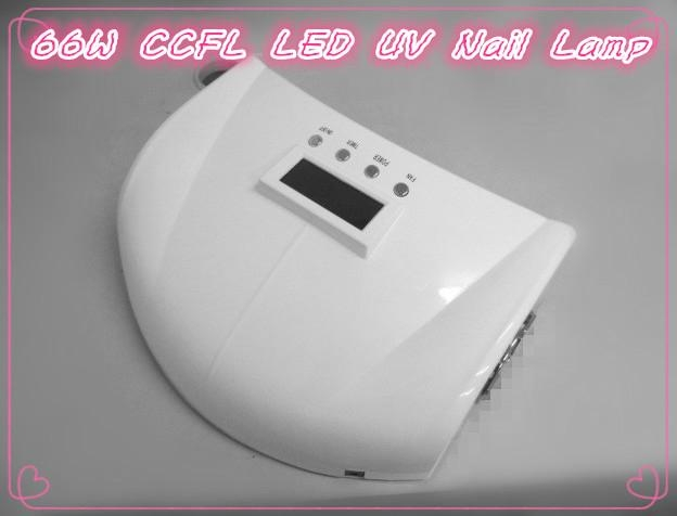 Professional nail lamp 66W CCFL LED Nail Lamp with CE and ROHS 1