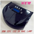 Professional nail lamp 66W CCFL LED Nail Lamp with CE and ROHS 5