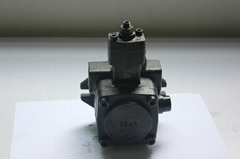 hydraulic variable vane pump