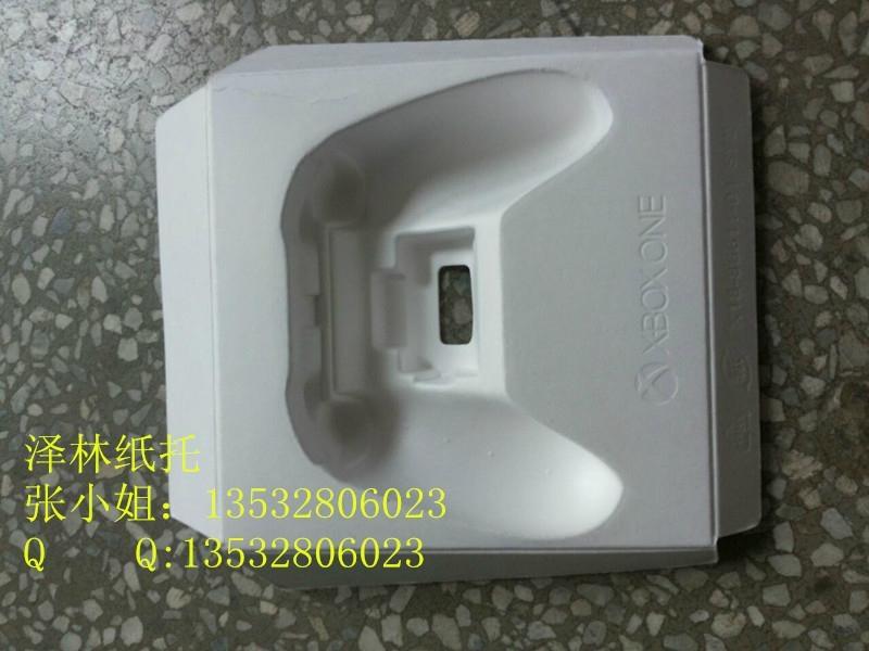 耳机包装纸托 环保纸浆模塑 纸浆蛋托 纸浆托 2