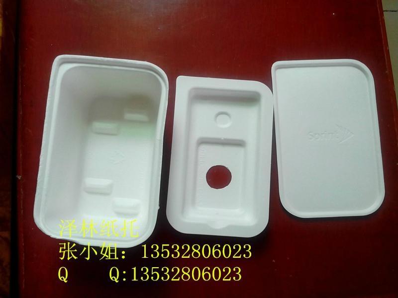 耳机包装纸托 环保纸浆模塑 纸浆蛋托 纸浆托 4