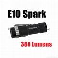 380 lumen compact EDC flashlight