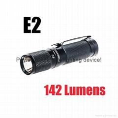 142流明1AA電池便捷式LED手電筒