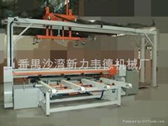 三胺板自動刮邊機修邊機