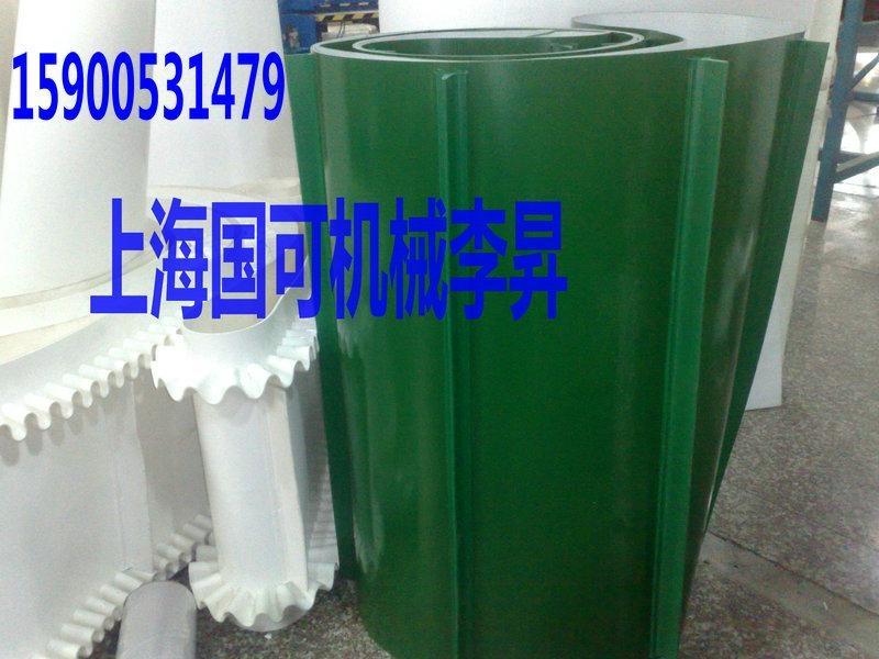 PVC挡板输送带 1