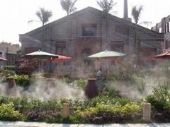 噴霧降溫系統