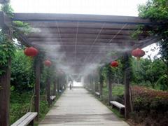 景觀造霧設備
