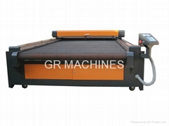 Auto Laser Cutting Machine for Fabric and Textile
