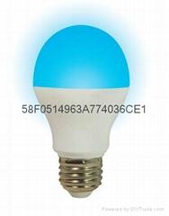 6W smart phone wife bulb dimming