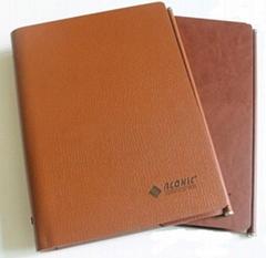 珠海會議記錄本,商會協會紀念品,活頁本印字