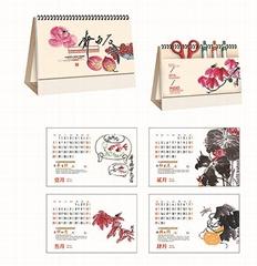 2018年台曆,個性台曆印製,現貨台曆批發