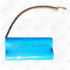電動玩具車電池7.4V1500mAh
