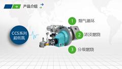 燃气锅炉超低氮改造15335333933