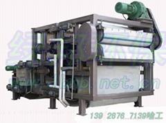 廣東帶式壓濾機